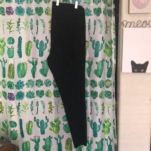 Lane Bryant size 18 stretchy pants trousers